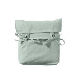 Tende, per il letto Wood mini +  in colore verde di Oliver Furniture :: Baby Bottega