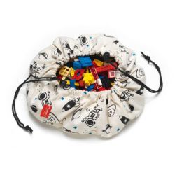 Space, Borsa Giocattoli e Tappeto 2 in 1 di Play & Go :: acquista su Baby Bottega