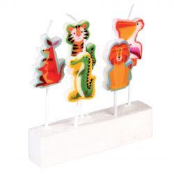 Candele Colorful Creatures di Rex :: acquista su Baby Bottega