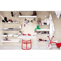 Wall Unit 240 x 200cm from String System :: Baby Bottega