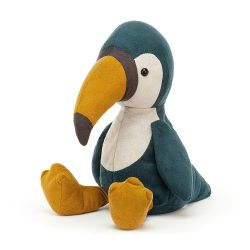 Belby Toucan from Jelly Cat soft toys :: Baby Bottega