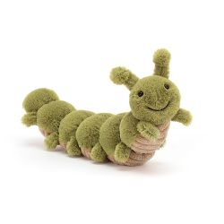 Christopher Caterpillar, soft toy from Jellycat :: Buy at Baby Bottega
