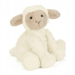 Fuddlewuddle Lamb Medium, soft toy by Jellycat :: Available at Baby Bottega