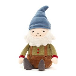 Jolly Gnome Joe, soft toy from Jellycat :: Buy at Baby Bottega