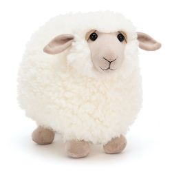 Rolbie Sheep, soft toy from Jellycat :: Buy at Baby Bottega