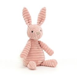 Cordy Roy Bunny Small from JellyCat soft toys :: Baby Bottega Gift Ideas