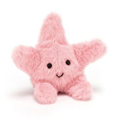 Fluffy Starfish, soft toy from Jellycat :: Baby Bottega