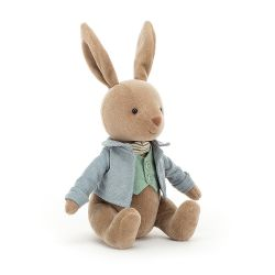 Jasper Rabbit, soft toy from Jellycat :: Baby Bottega