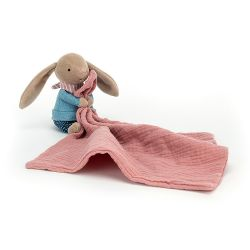 Little Rambler Bunny Soother from Jellycat for newborns :: Baby Bottega