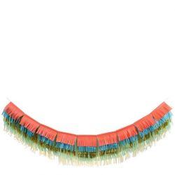 Colorful Fringe Ghirlanda Maxi di Meri Meri :: Baby Bottega