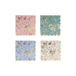 English Garden Small Napkins from Meri Meri :: Baby Bottega