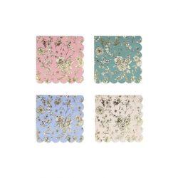English Garden Lace Tovagliolini di Meri Meri :: Baby Bottega