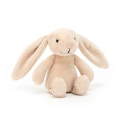My Friend Bunny Rattle, soft toy for newborns from Jellycat :: Baby Bottega