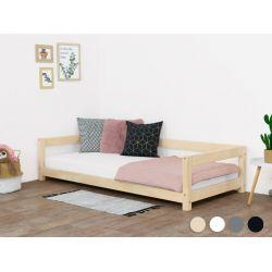 STUDY un letto singolo in stile Montessori da Benlemi