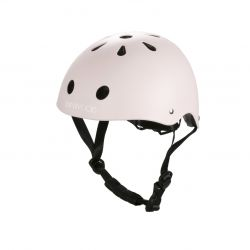 Helmet, pink in the Bonton collection from Banwood | Available at Baby Bottega