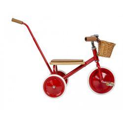 Triciclo per bambini, rosso di Banwood disponibile presso Baby Bottega