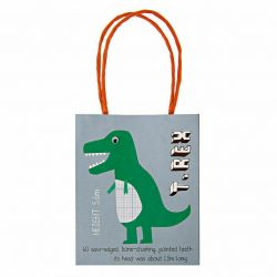 buste festa dinosauri