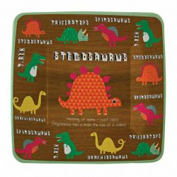 Dinosaur plates from Meri Meri :: Baby Bottega
