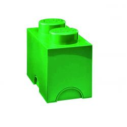 Lego Storage Brick Green