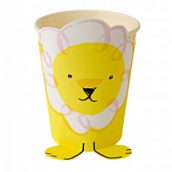 Silly Circus Party Cups from Meri Meri :: Baby Bottega