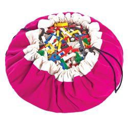 Classic Fuchsia Toy Bag