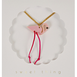 Collana Flamingo
