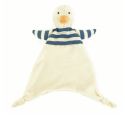 Bredita Duck Soother from Jellycat :: Baby Bottega