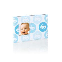 Album Fotografico Nursery Collection Blu