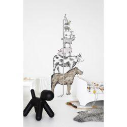 Animals Wallpaper Tall Wall