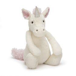 Bashful Unicorn Medium from Jellycat :: Baby Bottega