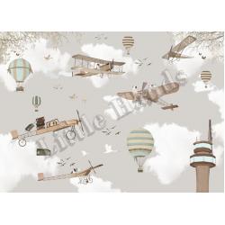 Murale Carta da Parati Flying II