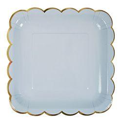 Toot Sweet Pastel Large Plates