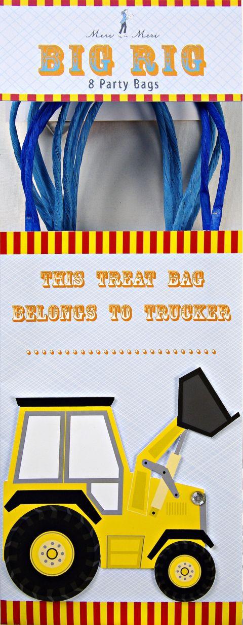 Big Rig Party Bags