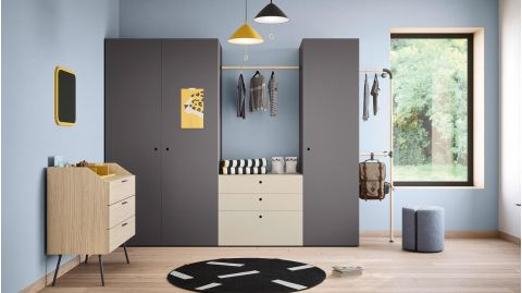 Loop System Wardrobe from Nidi :: Baby Bottega