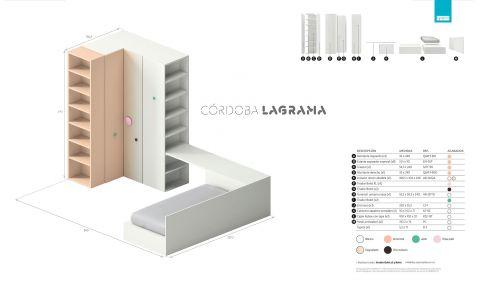 Cordoba Roomset