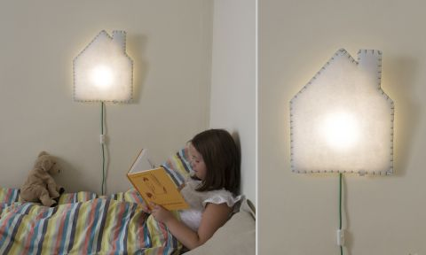 House Soft Light Wall Lamp