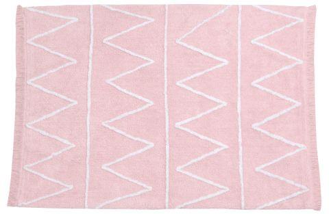 Hippy Soft Pink Rug