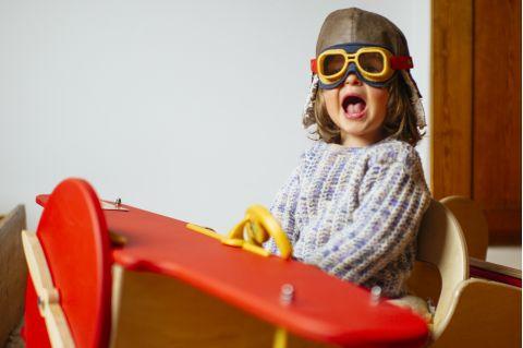 scrivania sirius aereo kid's garret Amelia Earhart 4