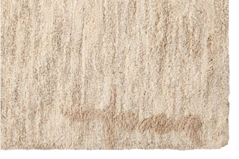 Large Rug Mixed Sandy Beige