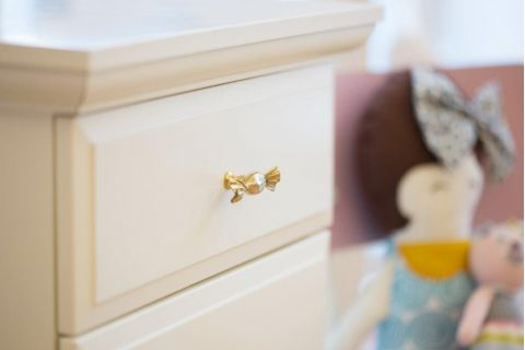 BonBon Collection Candy Knob or Hooks from Baby Bottega