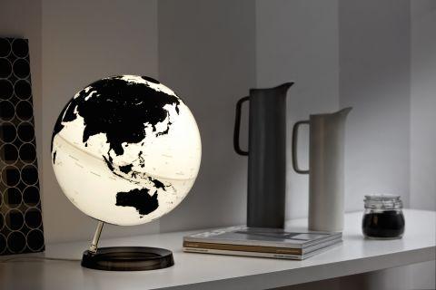 Lampada Mappamondo Bright White