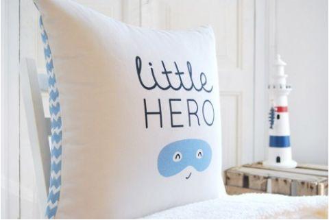 Little Hero Pillow Case