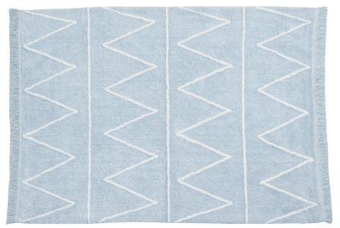 Hippy Soft Blue Rug