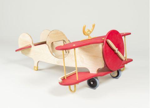 scrivania sirius aereo kid's garret Amelia Earhart