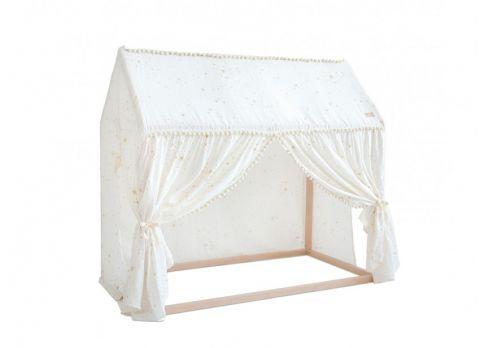 Charlotte Home, in colori bianca e oro di Nobodinoz :: Compra su Design Bottega