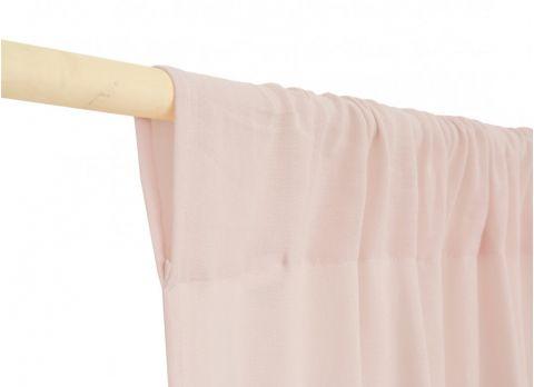 Utopia Curtain in dream pink from Nobodinoz :: Baby Bottega