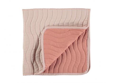 Bloom Pink Reykjavik Mini Blanket