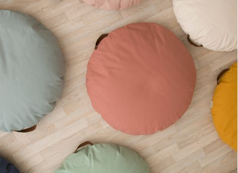Bloom Pink Sahara Beanbag