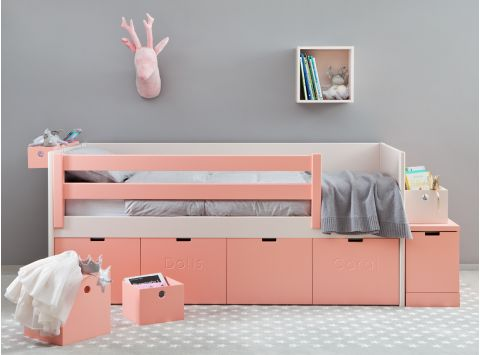 Liso Box Bed