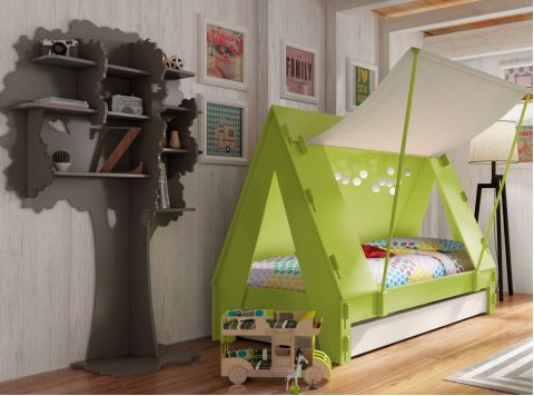 Tent Bed